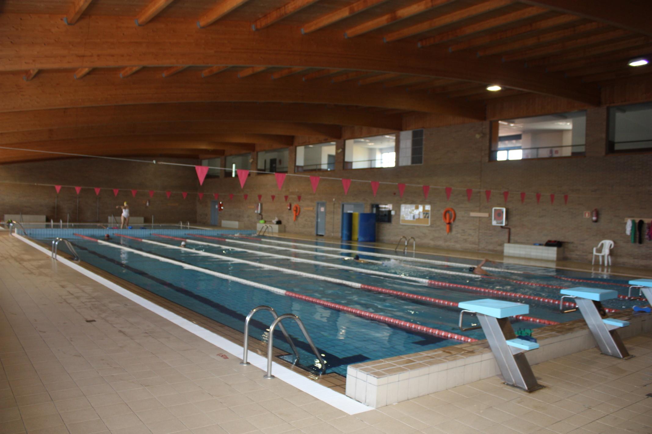 piscina cubierta siglo xxi concejal a de deportes de