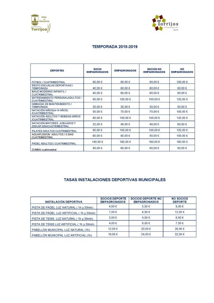 tasas-escuelas-deportivas