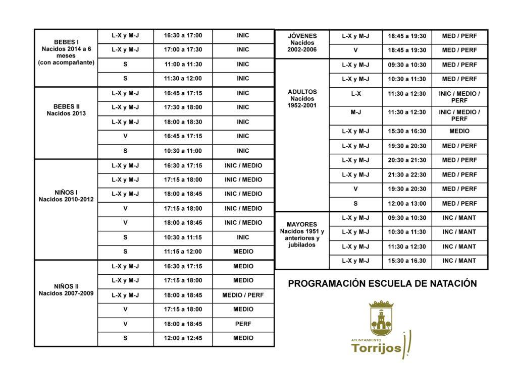 cursos natacion 2016-2017.Anexo1