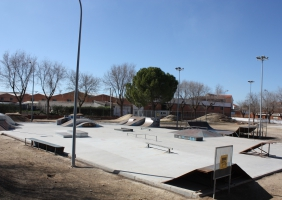 Recinto de Bike y Skate Park