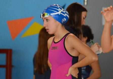 La nadadora del CN Torrijos, Victoria Sánchez, convocada para el Campeonato de España