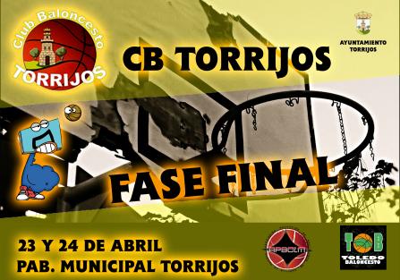 Torrijos será la sede de la Fase Final