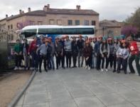 Tirolina en Toledo