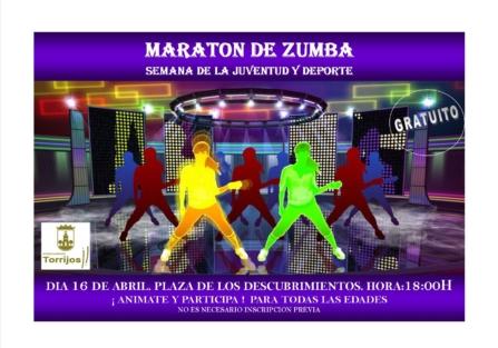 Maratón de Zumba