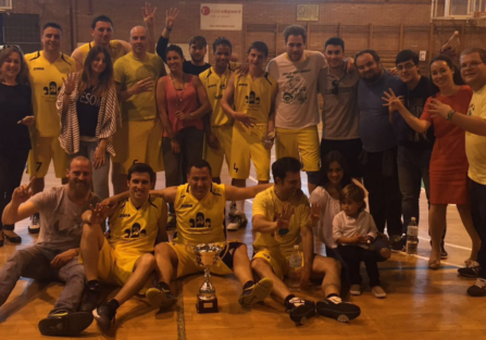 El CB Torrijos vence al CEI y se lleva la Copa TOB