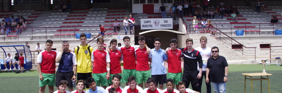 Torneo cadete de fútbol
