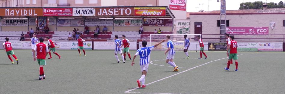 """Cerca de un centenar de jóvenes participó en el I Torneo de Fútbol Cadete """"Villa de Torrijos"""""""