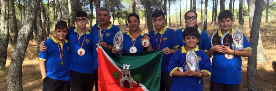 Mario Sánchez y Sonia Domingo, campeones de Castilla La Mancha