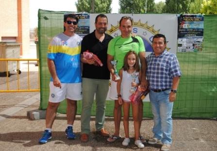 160 jugadores de Toledo, Madrid y Cáceres participan en el II Torneo de Pádel San Gil