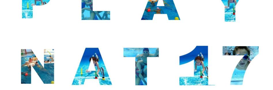 El próximo Domingo 28 de Mayo se celebrará en la piscina cubierta la 10ª edición PLAYNAT