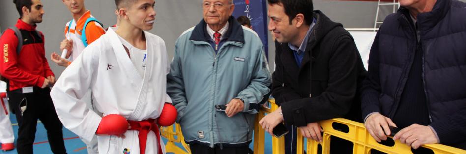 Cerca de 2.000 personas pasaron por Torrijos con motivo del Campeonato Regional de Kárate