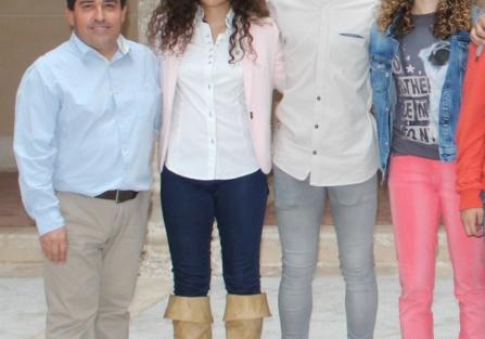 Los karatecas Anabel, David y Ainara, seleccionados para el Campeonato de España