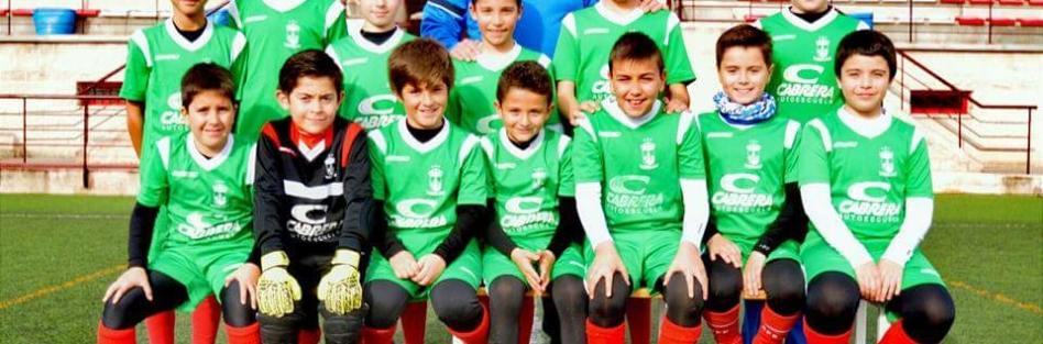 La Escuela de Fútbol Municipal de Torrijos, clasificada para jugar en el Mundialito