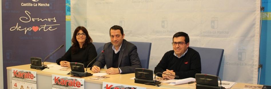 Se espera que más de 1.000 personas lleguen a Torrijos con motivo del Campeonato Regional de Kárate