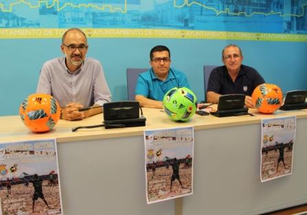 Torrijos acogerá el II Campeonato Nacional de Fútbol Playa Cadete