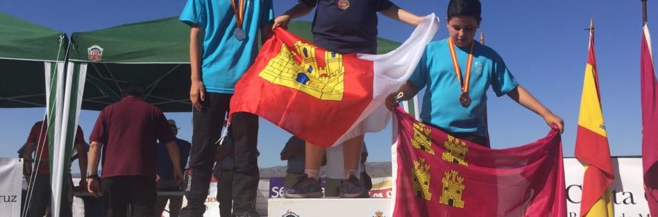 El torrijeño Mario Sánchez Félix se proclama campeón de España de tiro con arco