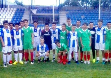 Gran actuación de la Escuela Municipal de Fútbol torrijeña en el Mundialito de la Sagra y el Ebora Cup