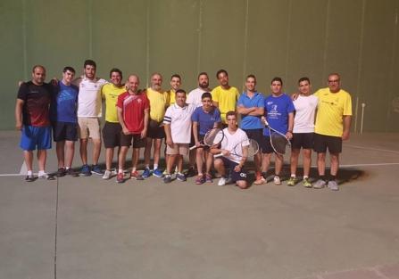 III Torneo Maratón de FRONTENIS Torrijos.