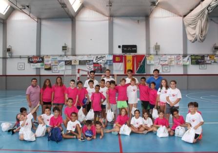 """Finaliza el I Campus Multideporte """"Ciudad de Torrijos"""" tras una primera y satisfactoria experiencia en la localidad"""