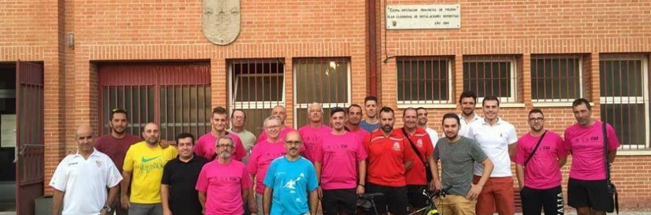 Del 15 al 19 de agosto tendrá lugar la marcha ciclista Aspe-Torrijos