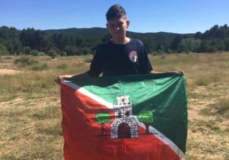 Mario Sánchez Félix, de nuevo campeón de España