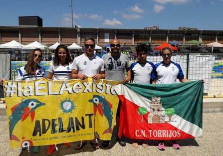 Torrijos se trae 16 medallas del Campeonato Regional Absoluto y Grupos de Edad de Natación
