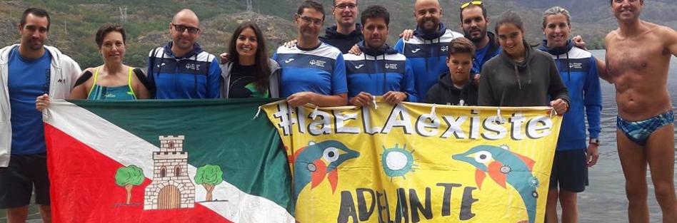 Diez nadadores pertenecientes al Club Natación Torrijos y Master Torrijos se desplazaron Ribadelago