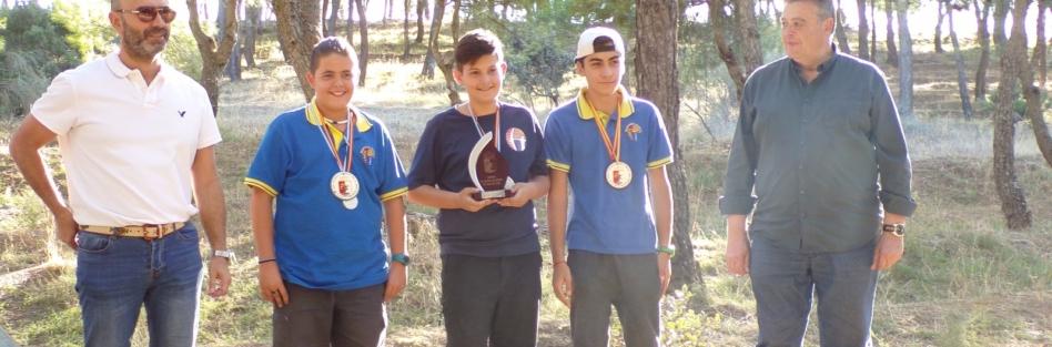 Cuatro arqueros de Torrijos, campeones de Castilla-La Mancha