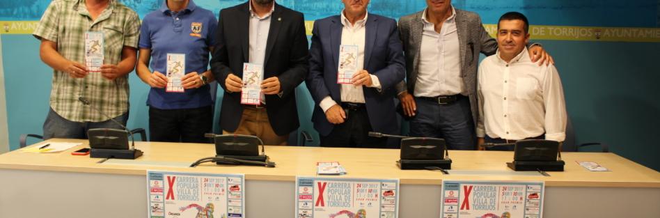 """La X Carrera Popular """"Villa de Torrijos"""" espera reunir a 800 atletas"""