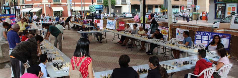 El I Encuentro Familiar de Ajedrez de Torrijos: gran jornada de convivencia para jugadores de diferentes generaciones