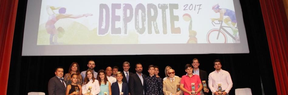 El Ayuntamiento de Torrijos entregó 14 premios en la Gala del Deporte como señal de reconocimiento a sus deportistas