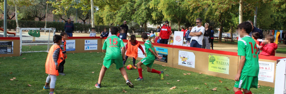 El Torneo de Fútbol 3×3 de Cáritas: una fiesta por la integración