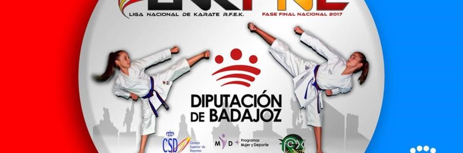Los  torrijeños David, Rubén y Ainara, campeones en la fase final de la Liga Nacional de Kárate
