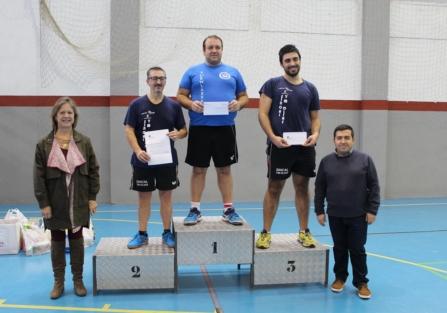 El Club Torrijos Spin Tenis de Mesa celebró su IV Campeonato Solidario