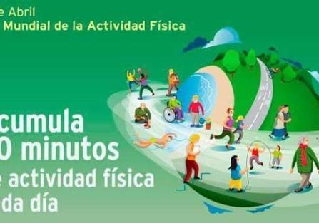 Hoy se celebra el Día Mundial de la Actividad Física #TorrijosMásDeporte #TorrijosEuropa2019