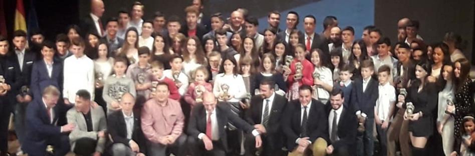 KÁRATE. XVIII Gala de la FKDACLM