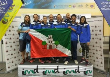 10 medallas y 5 récords de España para el CN Master Torrijos en el I Campeonato de España Open de Fondo Master celebrado en Cádiz
