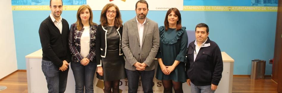 """Una estrella de ocho puntas es el logotipo de la candidatura de Torrijos a """"Villa Europea del deporte"""""""