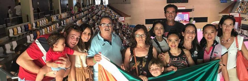 EL CLUB GIMNASIA RÍTMICA TORRIJOS, EL MEJOR CLASIFICADO DE LOS EQUIPOS CASTELLANO-MANCHEGOS PRESENTADOS AL CAMPEONATO DE ESPAÑA DE CLUBES