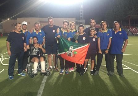 C. D. Arqueros Pedro I consigue colocar tres equipos entre los Díez primeros en el I Campeonato de CLM