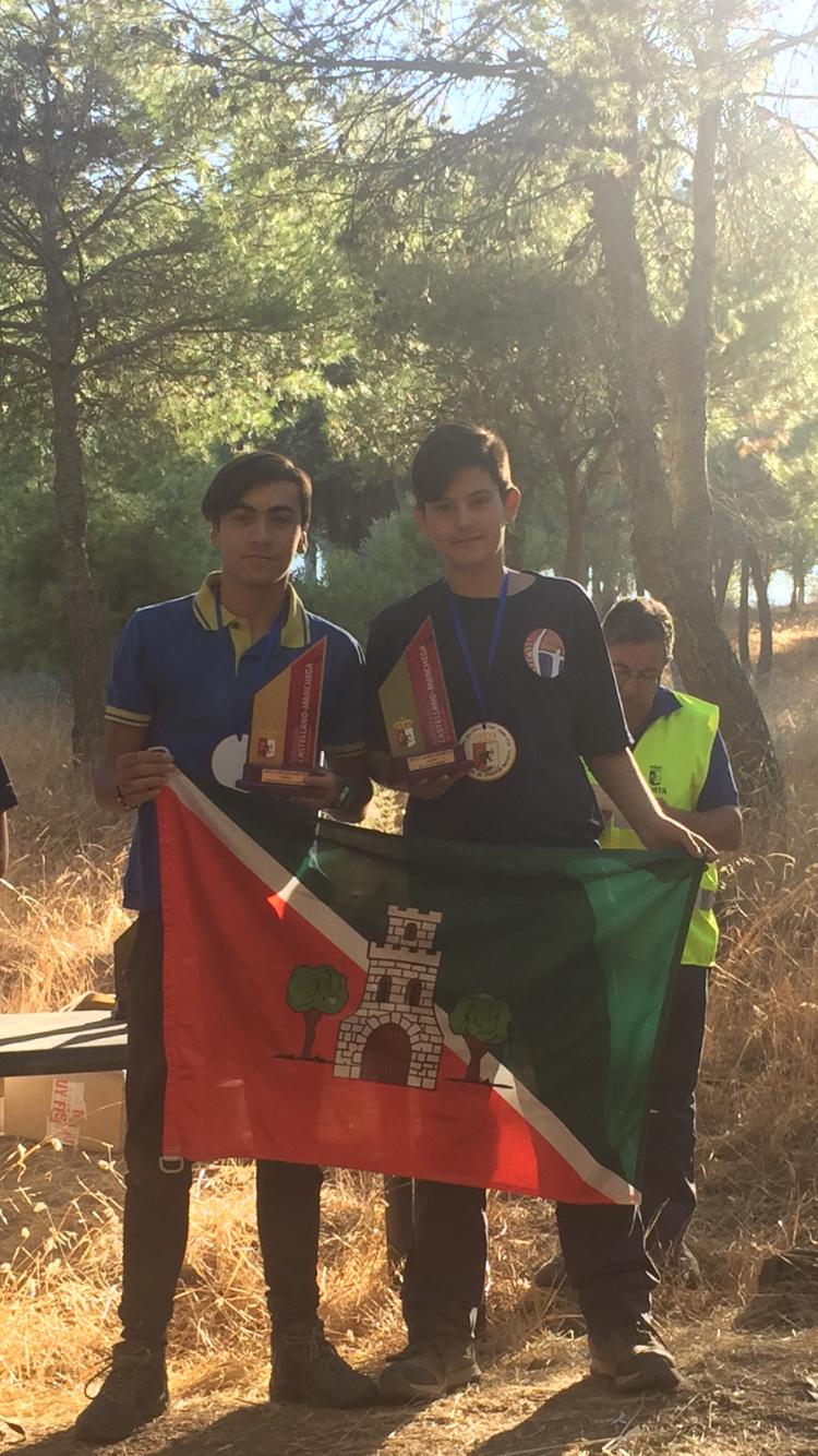 """Excelentes resultados para el CD """"Arqueros de Pedro I"""" en el final de liga y en el Campeonato de Castilla La Mancha"""
