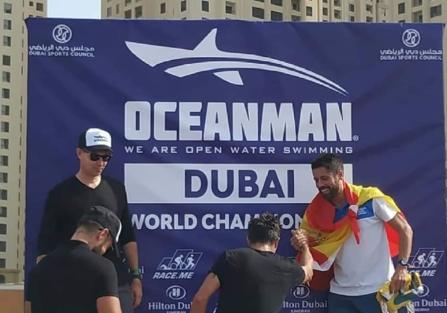 BRILLANTE ACTUACIÓN DEL CN MÁSTER TORRIJOS EN EL OCEANMAN WORLD CHAMPIONSHIP CELEBRADO EN DUBAI