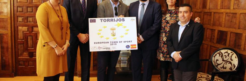 TORRIJOS SERÁ EMBAJADORA DEL DEPORTE CASTELLANO-MANCHEGO EN EUROPA EN 2019