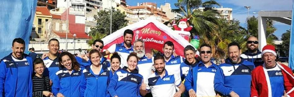 El CN Master Torrijos despide 2018 con un gran triunfo en Alicante