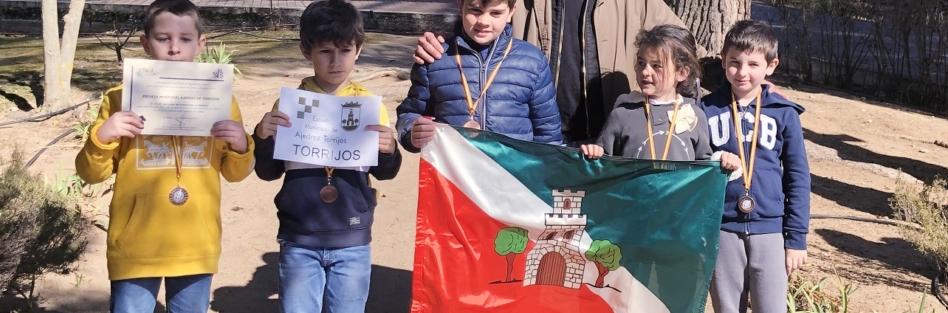 LA ESCUELA MUNICIPAL DE AJEDREZ DE TORRIJOS PARTICIPA EN LA FASE PROVINCIAL DEL CAMPEONATO REGIONAL