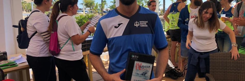 El CN Master Torrijos brilla en aguas de Huelva