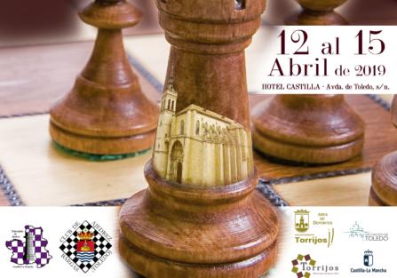 TORRIJOS ACOGERÁ DEL 12 AL 15 DE ABRIL EL CAMPEONATO REGIONAL DE AJEDREZ POR EDADES