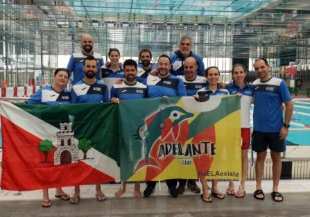 9 medallas y 2 récords de España para el CN Master Torrijos en el Campeonato de España de Fondo Master