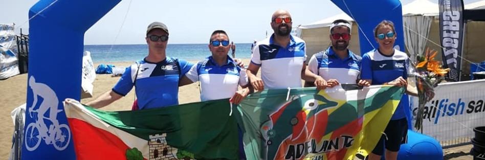 El CN Master Torrijos arranca con fuerza en la Copa de España de Aguas Abiertas