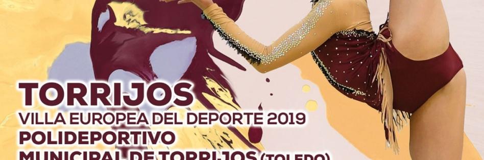 TORRIJOS CELEBRA POR PRIMERA VEZ EL CAMPEONATO REGIONAL DE GIMNASIA RÍTMICA